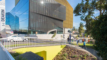 Carbon, energy and smart sustainable buildings | Deakin