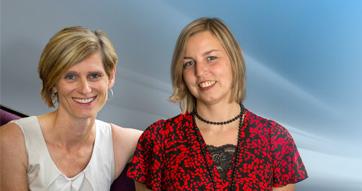 Professor Tania de Koning-Ward and Dr Olivia Dean