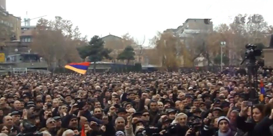 Armenian PM's resignation could end one party rule: Deakin expert