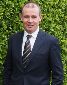 Deakin International Executive Director John Molony