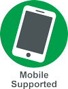 Mobile Supported