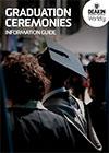 2014 Graduation Info booklet image