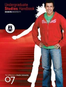 2007 UG Handbook cover