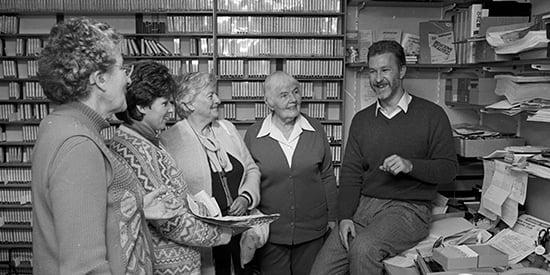 The Lady Vera White Centre, 1984