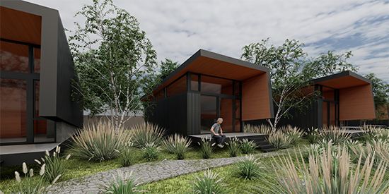 'Tiny House' project set to make a big impact in Geelong and beyond