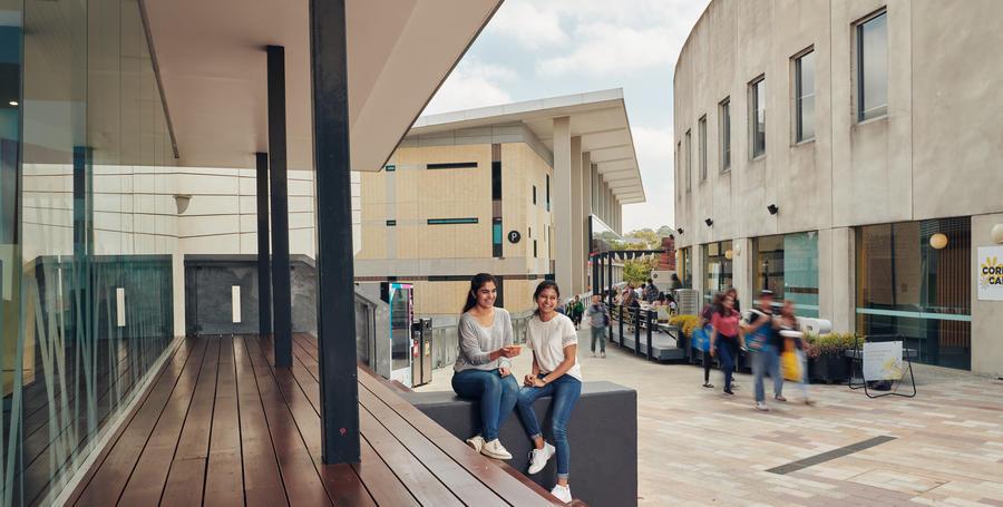 Melbourne Burwood Campus