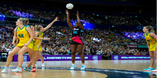 Evidence shows netball's 'Super Shot' currently a risk worth taking