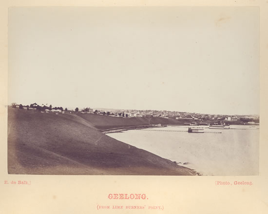Geelong (from Lime Burners Point) no. 1