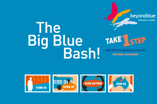 The Big Blue Bash