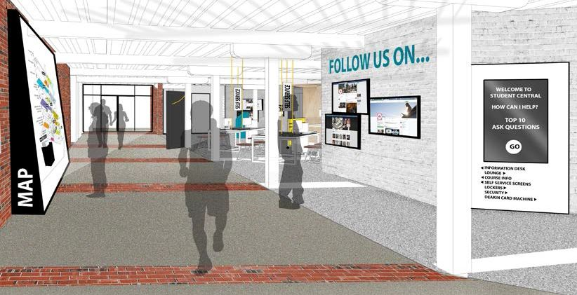 Image of new Deakin Central concept