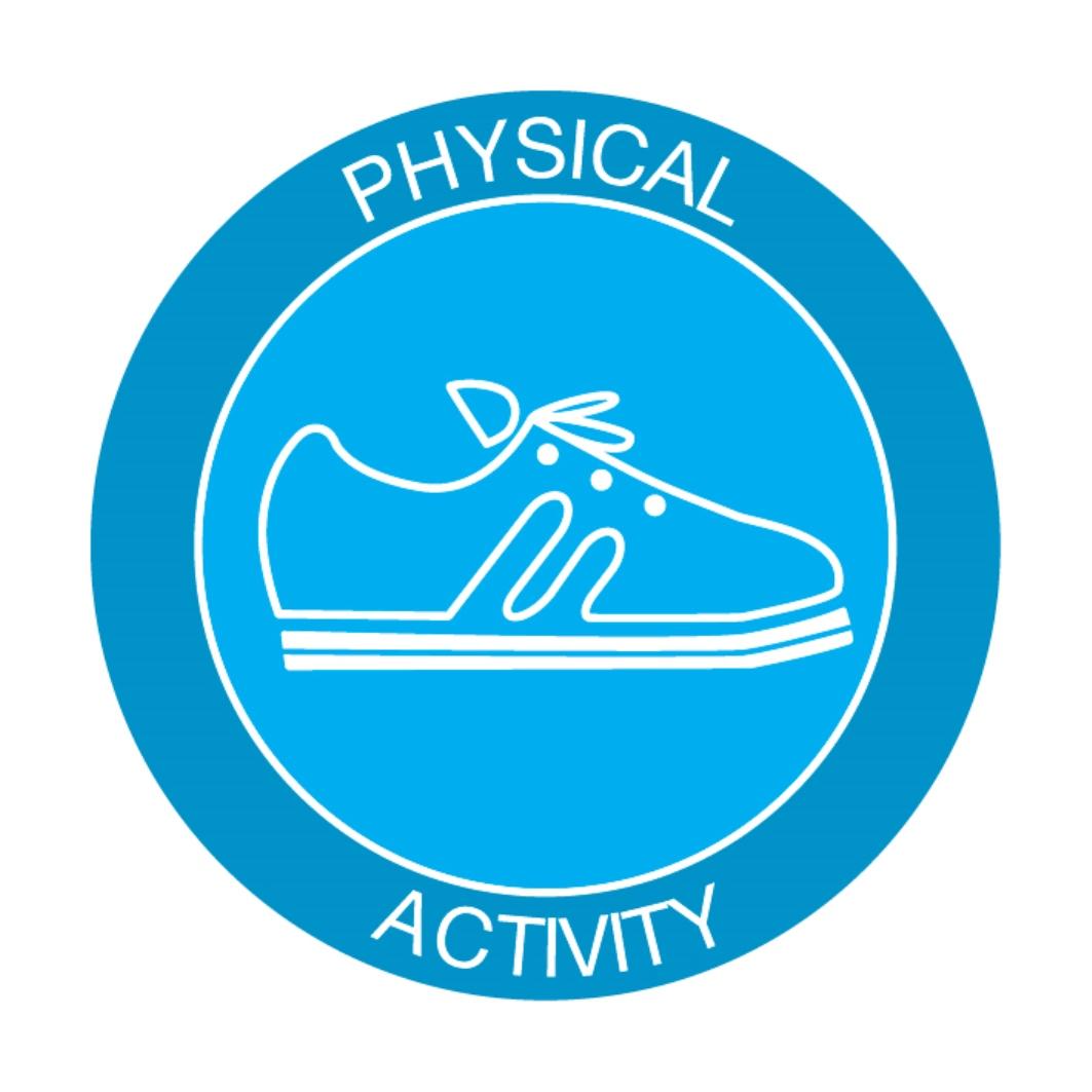 Physical activity logo