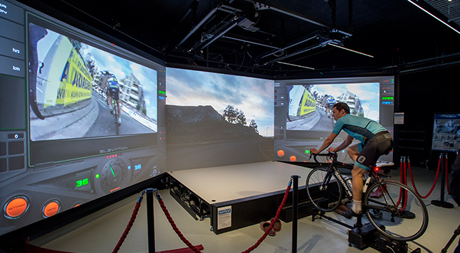 Virtual Reality Lab | Deakin