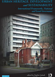 Book cover of International frameworks, national and local governance Urban Heritage, Development and Sustainability