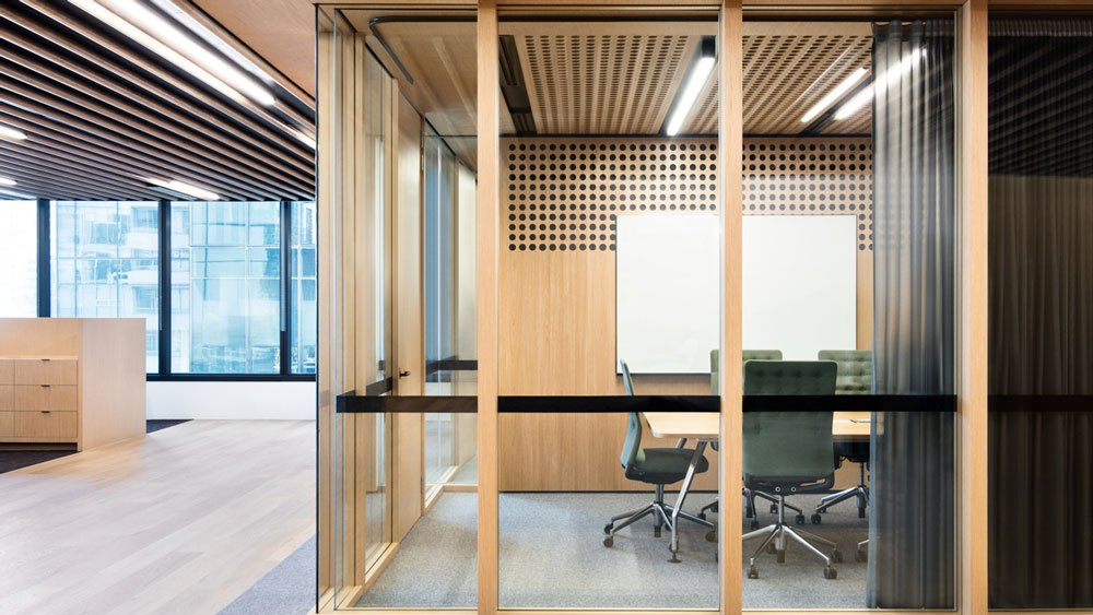 Deakin Downtown office space
