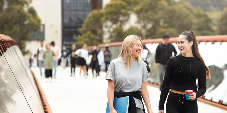 Having the ability to study online gave me the flexibility to work my  Deakin Accelerate program around my other school commitments. fd23a48ae0d