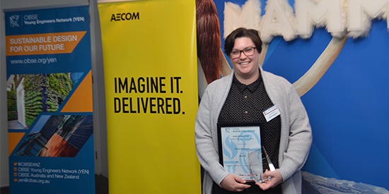 Architecture student wins industry student of the year award