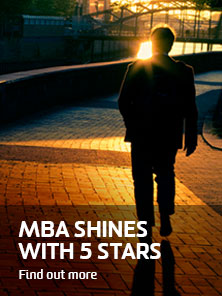 MBA shines with 5 stars. Find out more.