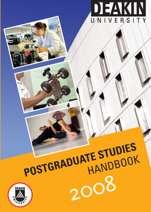 2008 PG Handbook cover