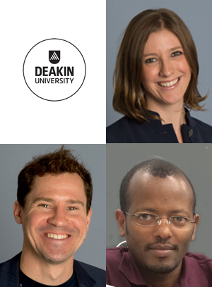 The Australian Research Council has awarded three Deakin academics with over $1m in funding for their projects.