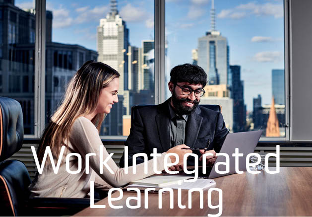 Link to Work Integrated Learning page