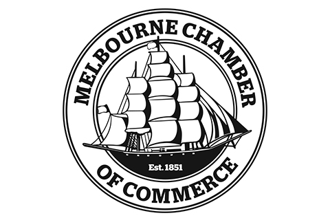 Melbourne Chamber of Commerce logo