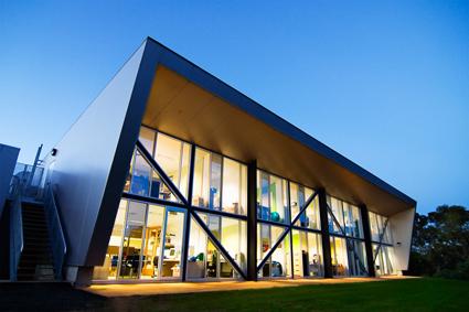 MRU building