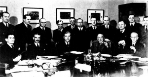 Menzies' first cabinet - 1939