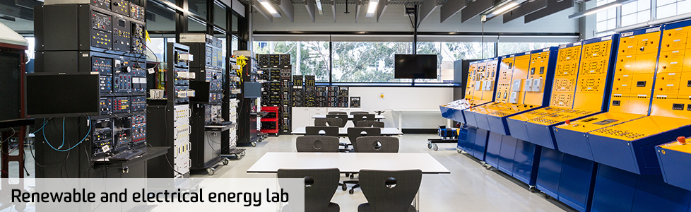 CADET renewable and electrical energy lab