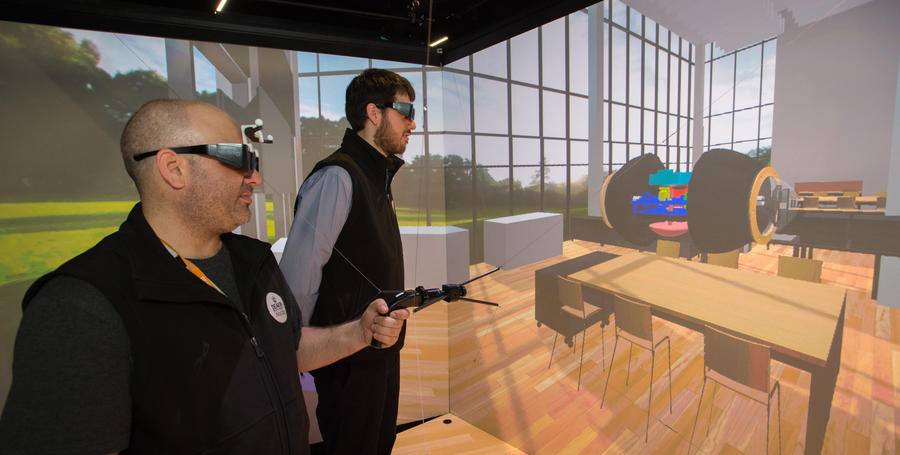 CADET Virtual Reality Lab