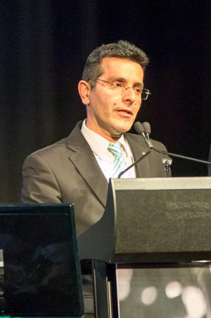 Director of  IISRI, Professor Saeid Nahavandi.