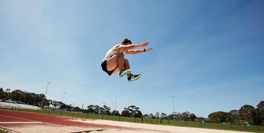 sport at deakin sport facilities long jump