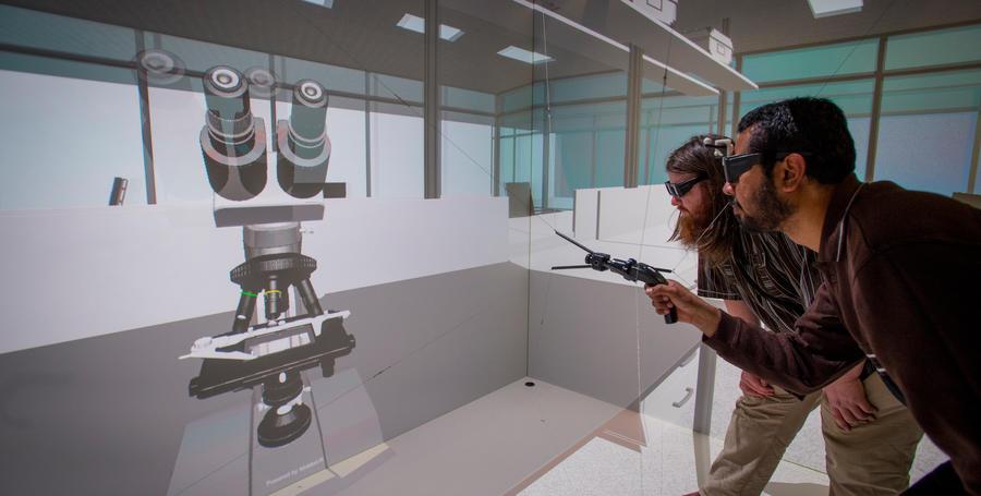 CADET VR lab