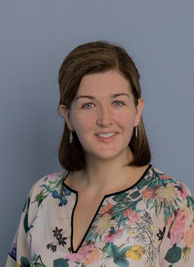 Dr Rebecca Lindberg profile picture.