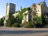 Guelph university building