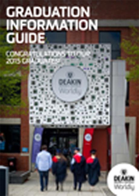 2015 Graduation Info Guide image