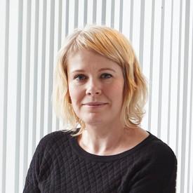 Emily Potter, literary studies academic