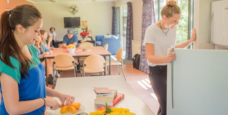 Burwood short-stay accommodation meals