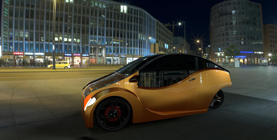 CADET Virtual Reality Lab street car