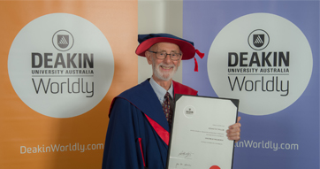 Emeritus Professor Ken Taylor