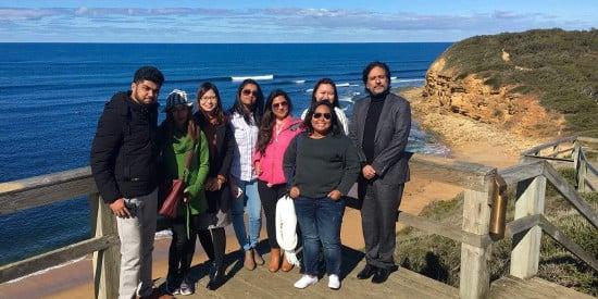 International education agents to taste Deakin Warrnambool