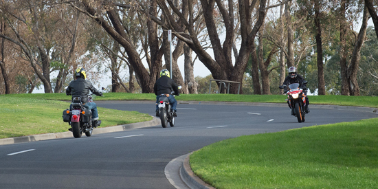 Rating system targets motorcycle safety