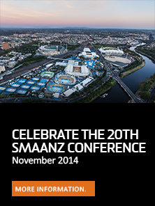 SMAANZ conference 2014