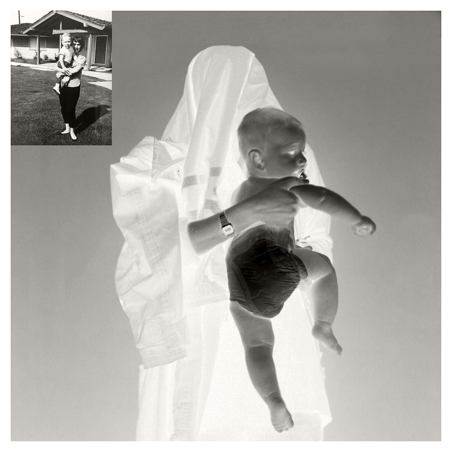 Cherine Fahd, Visible Mother 1 Artwork from the series Visible Mothers