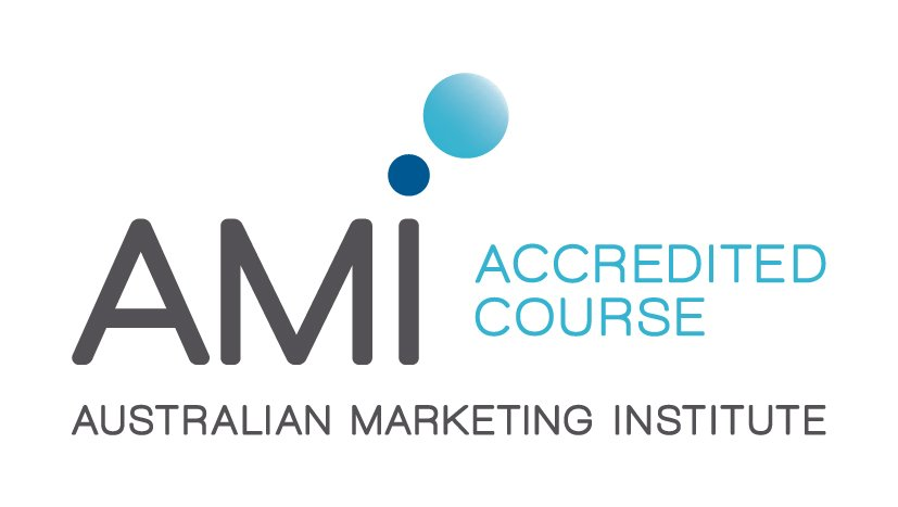 AMI Accredited course logo