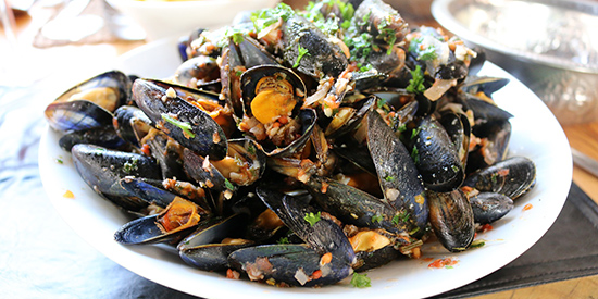 Scientists call for mussel munch to help counter omega-3 crunch