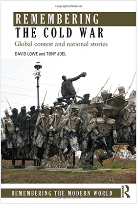 Remembering the cold war - book cover image