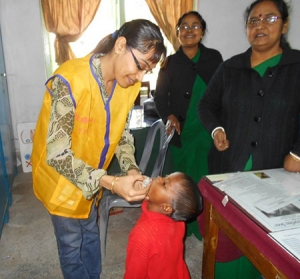 VID scholarship winner Neha Rathi completed her Masters in infant nutrition.