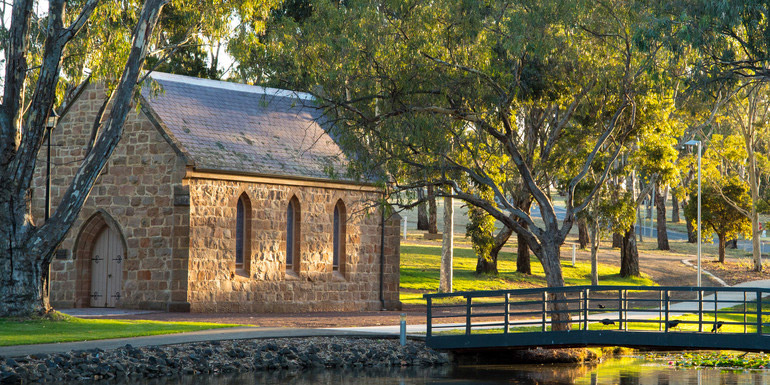 Geelong Waurn Ponds - Deakin Chapel