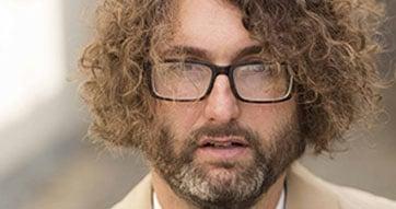 An image of Dr Ben Eltham