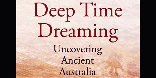 New book fills gaps in Australia's deep time history